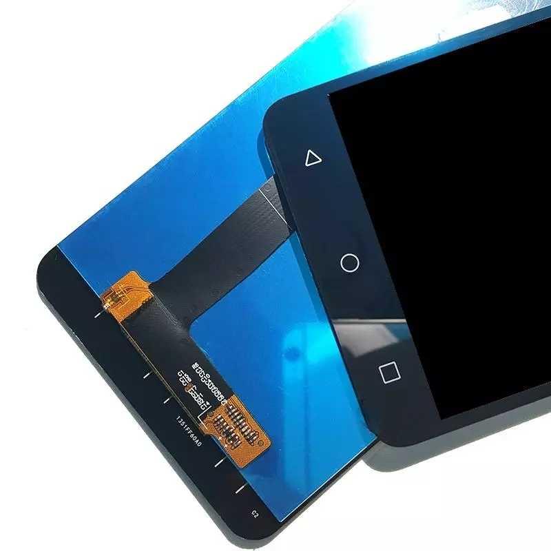 Alcatel OneTouch A3 XL 9008X 9008D OT9008 LCD Display Touch Screen Komplette Montage Ersatz + werkzeuge
