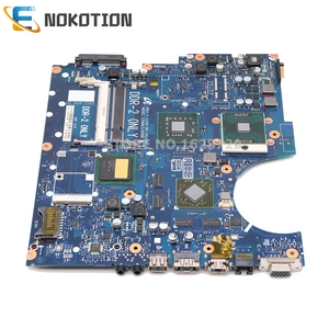 Image 4 - NOKOTION BA92 05741B BA92 05741A For Samsung R522 R518 R520 laptop motherboard DDR2 HD4650  graphics free cpu