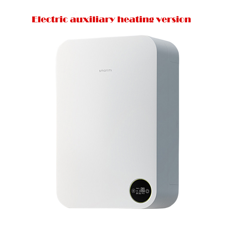 Воздухоочиститель Youpin Smartmi, система подачи свежего воздуха для дома, воздухоочиститель, антидымчатый формальдегид, электрическая вспомогательная нагревательная версия