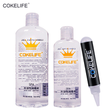 COKELIFE Lubricant 400g 200g 50g Water Based Lubrication Massage Oil Gel Anal Grease Personal Penis For Adult Sexual Products cheap Water-soluble Lube