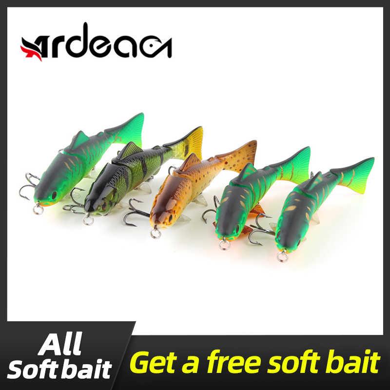 Soft Worm Lure Mini Bait Fish Shrimp Scent 50 pcs Silicone Decoy Jig Bass Perch