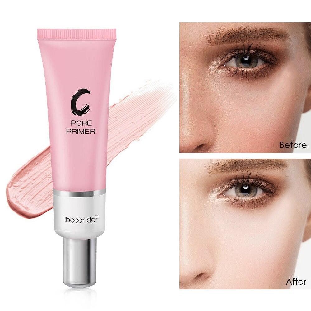 Airfit Pore Primer Face Makeup Primer Shrink Pore Primer Base Smooth Face Brighten Makeup Skin Invisible Pores Concealer Korea