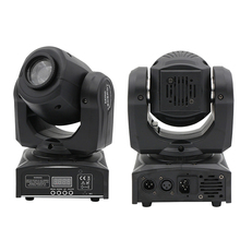 Gobo-Light Projector Dmx-Control-Stage-Lighting Moving-Head Led-Spot Dj Disco 2pcs 30W