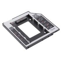 Универсальный Sata 2Nd Hdd Ssd карман для жесткого диска 9,5 мм для Cd/Dvd-Rom Оптический отсек для Hdd Sataii Sdd кронштейн жесткого диска