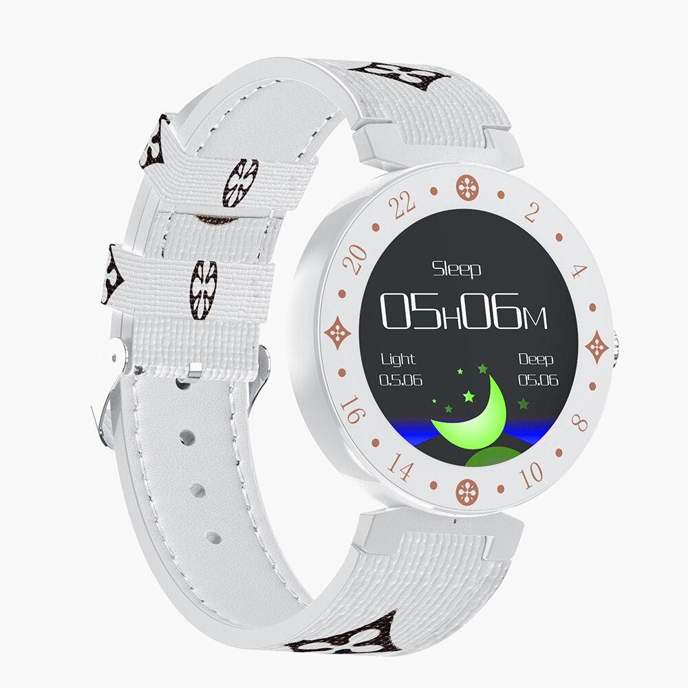 Смарт-часы HD-дисплей артериального давления и сердечного ритма мониторинг дистанционного управления фото вызов SMS напомнить сна мониторинга запястья лифт