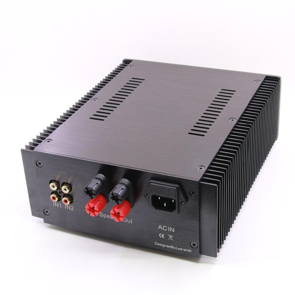 Neue kommen L. Pass Pure Class A Endstufe & HiFi Kopf telefon Verstärker 20W * 2