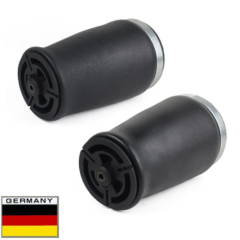 AP03 Rear Left + Right Air Suspension / Air Spring for BMW 5 Series E39 520d 520i OE# 37121094613 / 37121094614 --1 pair image