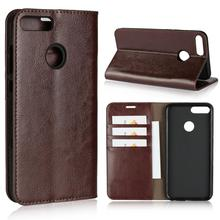 360 Natural Genuine Leather Skin Flip Wallet Book Phone Case Cover On For Huawei Honor 9 Lite Honor9 9lite 32/64/128 GB Light