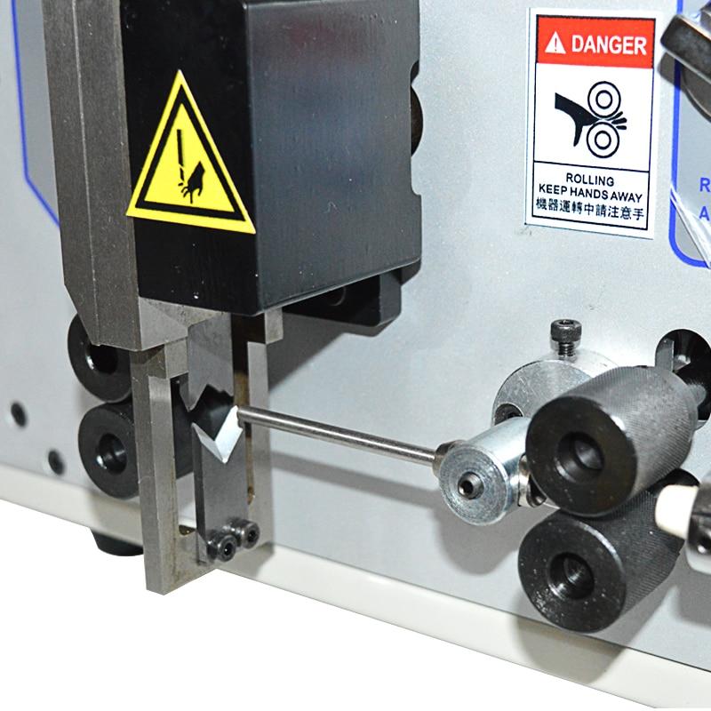 SWT508C-II automaatne arvutikoorimismasin Traadi eemaldamise masin / - Elektrilised tööriistad - Foto 5