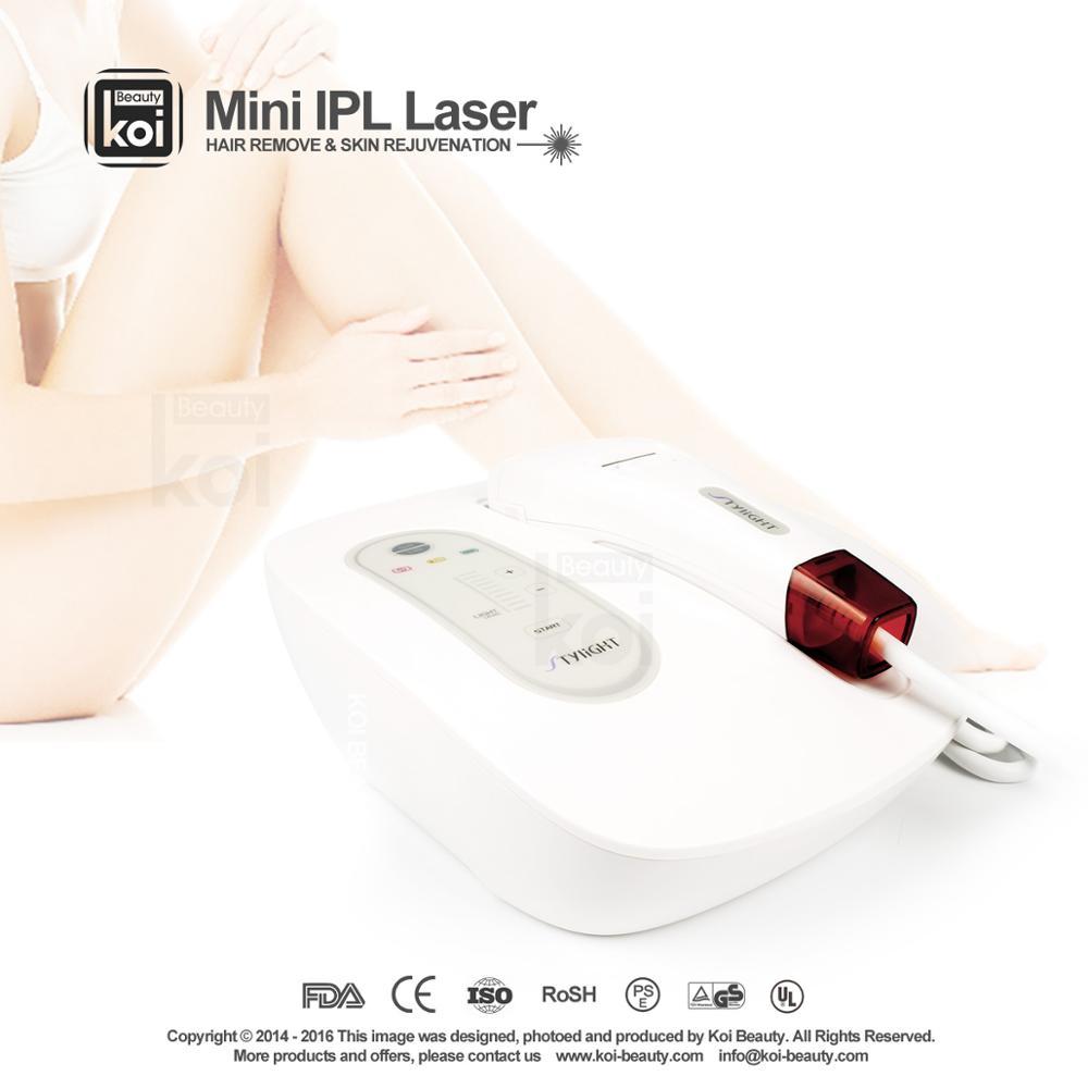 Ipl Laser Permanent Hair Removal Machine Skin Rejuvenation For