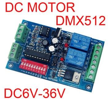 new dmx512 decoder dc…