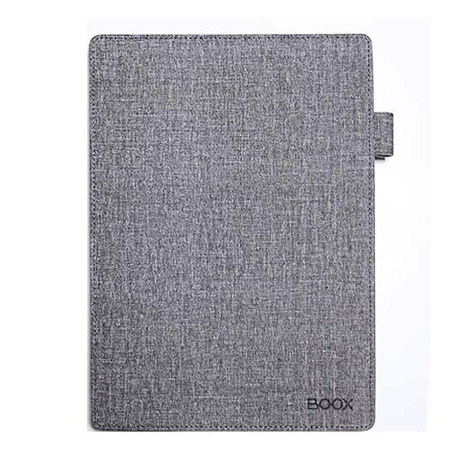Boox Note Holster Ingebed Originele Lederen case Ebook Case Top Verkoop Grijs Cover Voor Onyx Boox NOTE-in eBook Reader van Consumentenelektronica op  Groep 1