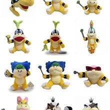 Plush-Toys Stuffed-Doll-Gifts Lemmy Morton Iggy Koopa Super-Marioed Children Cute