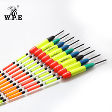 Buy W.P.E Brand Fishing Float 3pcs/set Barguzinsky Fir Floats Size 5g/6g 28.5cm Fishing Float Bobber Vertical Buoy Fishing Tackle directly from merchant!