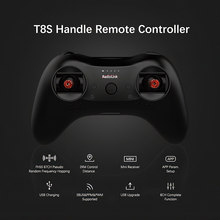 Radiolink T8S FHSS 8CH Mode 2 RC Handle Transmitter with R8FM 2.4GHz Receiver Support S-BUS PPM for RC Drone Fixed-wing RC Boat(China)