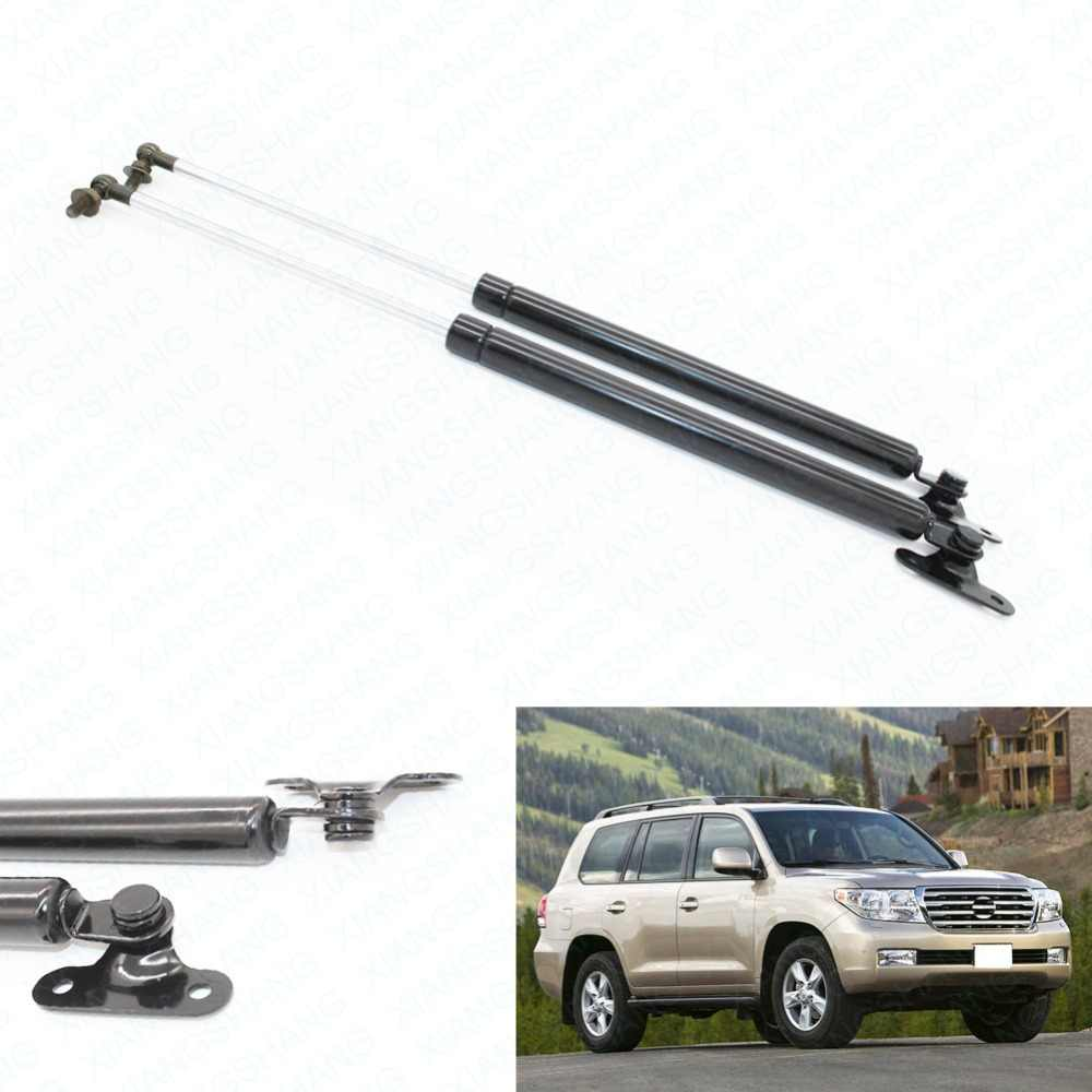 Nrpfell for Land Cruiser 100 Series LX470 1998-2007 Front Hood /& Tailgate Rear Hatch Lift Supports Shock Struts