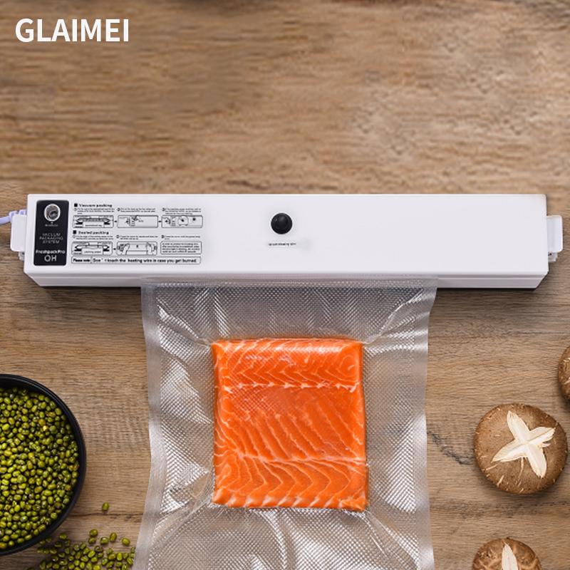 Vacuum Packing Machine Sous Vide Vacuum Sealer 220V/110V For Food Storage New Food Packer Vacuum Bags for Vacuum Packaging