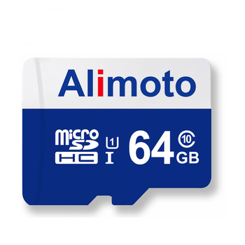 Alimoto Micro SD card Memory card TF card High Speed