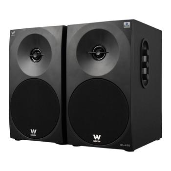 Woxter Dynamic Line DL-410 BT - Altavoces 2.0 150w con Bluetooth, estantería,...