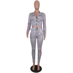 Image 5 - 2 pièces ensemble afrique vêtements africain Dashiki nouveau Dashiki mode costume (haut et pantalon) Super élastique fête grande taille pour dame