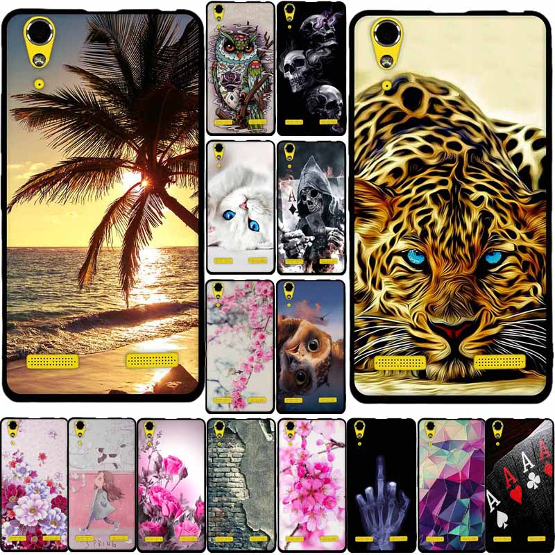 Cover For Lenovo A 6000 A6000/A <font><b>6010</b></font> A6010 Plus/K3 K30 K 3 K30 Case Soft TPU Silicon Phone Case for Lenovo A6000 K30W K30T Cover image