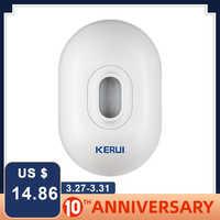 KERUI P861 Wireless Security Alarm Auffahrt Garage Alarmanlage PIR Motion Sensor Detektor Wasserdichte Outdoor