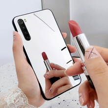 Bling Plating Mirror Case For Xiaomi Red