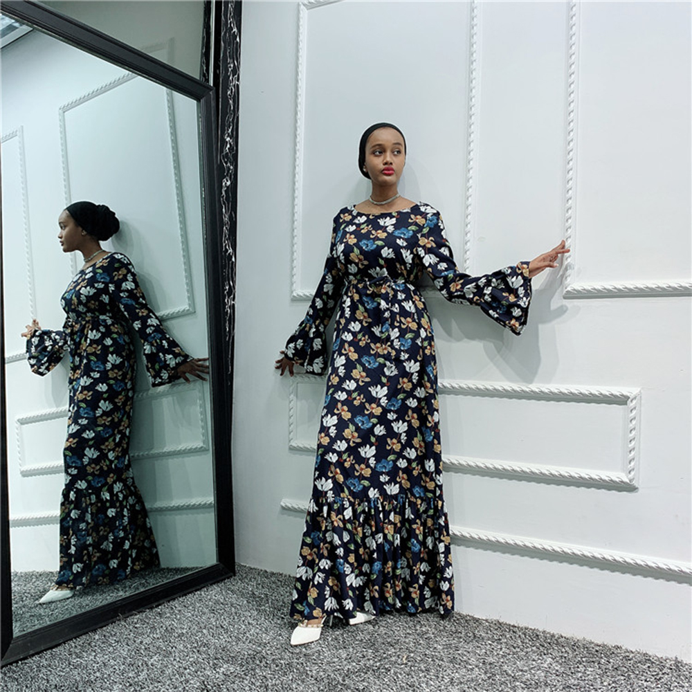 Arabic Abaya Dubai Hijab Muslim Dress Turkish African Dresses Abayas For Women Pakistan Caftan Marocain Kaftan Islamic Clothing