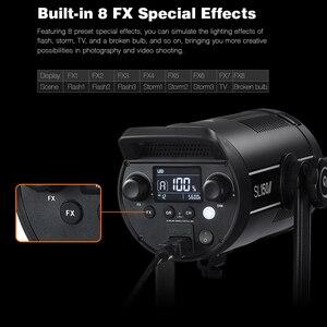 Image 4 - Godox SL150II SL 150W II LED فيديو ضوء 150W بوينس جبل النهار المتوازن 5600K 2.4G اللاسلكية X Systemfor مقابلة