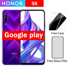 "Honor 9X Cell Phone Kirin 810 Android 9.0 6.59"" 2340X1080 4GB RAM 64GB ROM Elevating Camera 48.0MP(China)"
