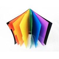 확장 파일 주최자 6 포켓  아코디언 폴더 편지 크기 홈  사무실 및 학교용 120 매 보유