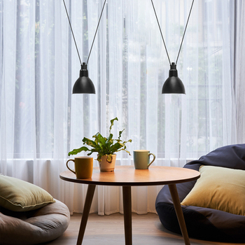 Nordic Vintage Iron E27 LED Spider Hanging Pendant Lights for Bedroom Living Dining Room Restaurant Loft Industrial Art Decor