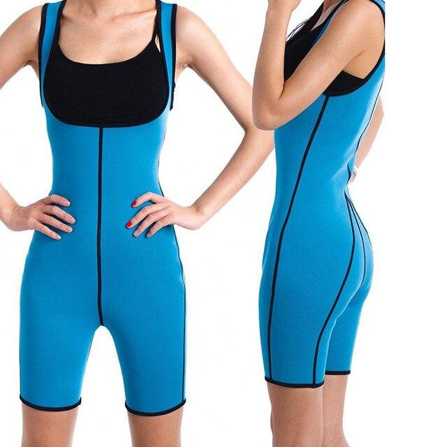 Ultra Neoprene Corset Bodysuit, Inner and Outer Wear Abdomen Belt Corset, Sports Sweat Wicking Bodysuit Gym Clothes