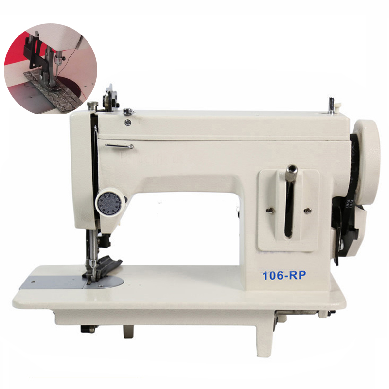 Household Sewing Machine Thick Clothing Material Leather Synchronous Sewing Machine Electric 220V 150W 0 7MM Needle Pitch 106 RP|Machine Centre|Tools - title=