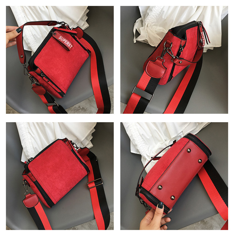 He6104132ed4b424e87223b6949a4fb5aX - Women Messenger Bags Shoulder Vintage Bag Ladies Crossbody Bag Handbag Female Tote Leather Clutch Female Red Brown Hot Sale Bags