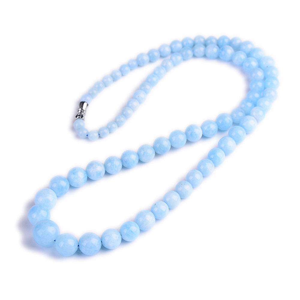 Aquamarine Necklace Chains (1)