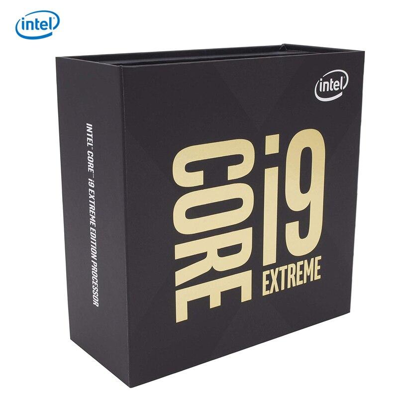 Процессор Intel Core i9-9980XE Extreme Edition 18 ядер до 4,4 ГГц Turbo разблокированные LGA2066 X299 серии 165 Вт процессоры (999AD1)
