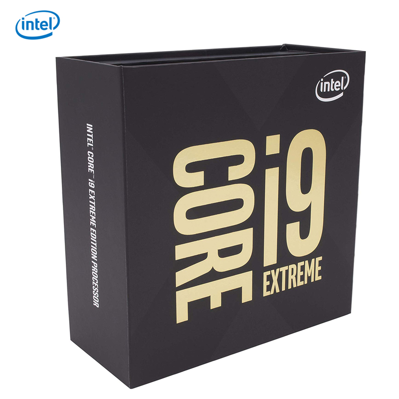 Intel Core i9-9980XE Extreme Edition Processor 18 Cores up to 4.4GHz Turbo Unlocked LGA2066 X299 Series 165W Processors (999AD1) image