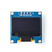 Screen-Board Oled-Display-Module Serial SSD1306 12864 Arduino I2C Blue Yellow IIC