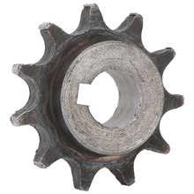 Sprocket Motor-Gear Electric-Bicycle-Accessory Inner-Diameter with Key-Groove 10mm Steel