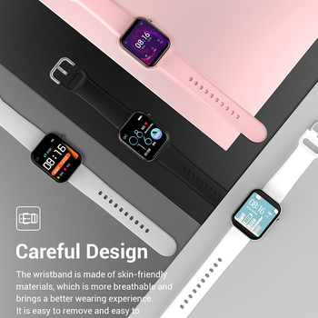 Digital Watch Women Sport Men Watches Electronic LED Ladies Wrist Watch For Android IOS Fitness Clock Female Male Wristwatch+box 4