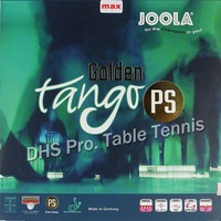 Joola Golden Tango PS POWER SPONGE (Sticky Forehand Offensive) Table Tennis Rubber Pips in Ping Pong Sponge