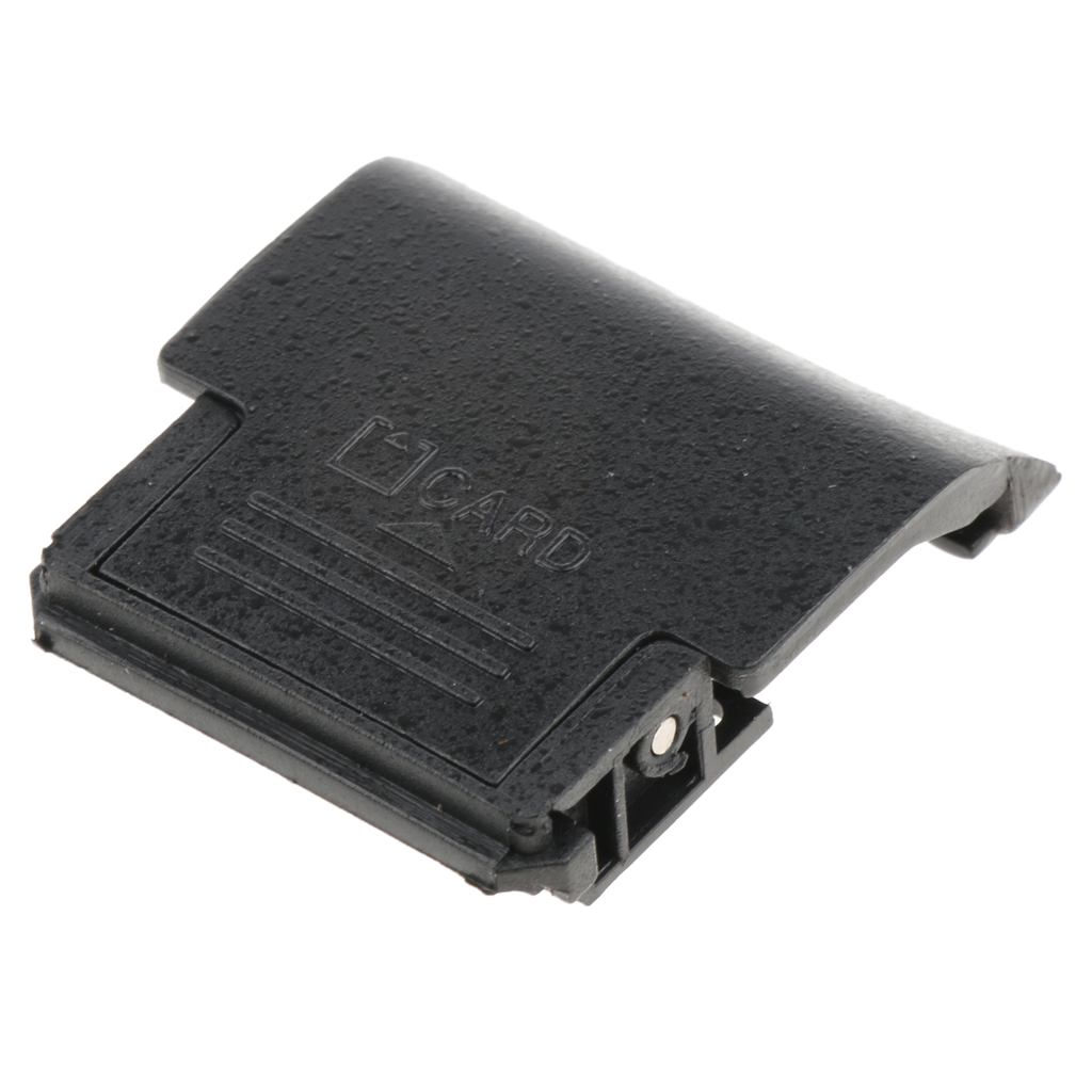 Replacement SD Card Slot Cover Cap Lid Holder Protector for D3100/D3000