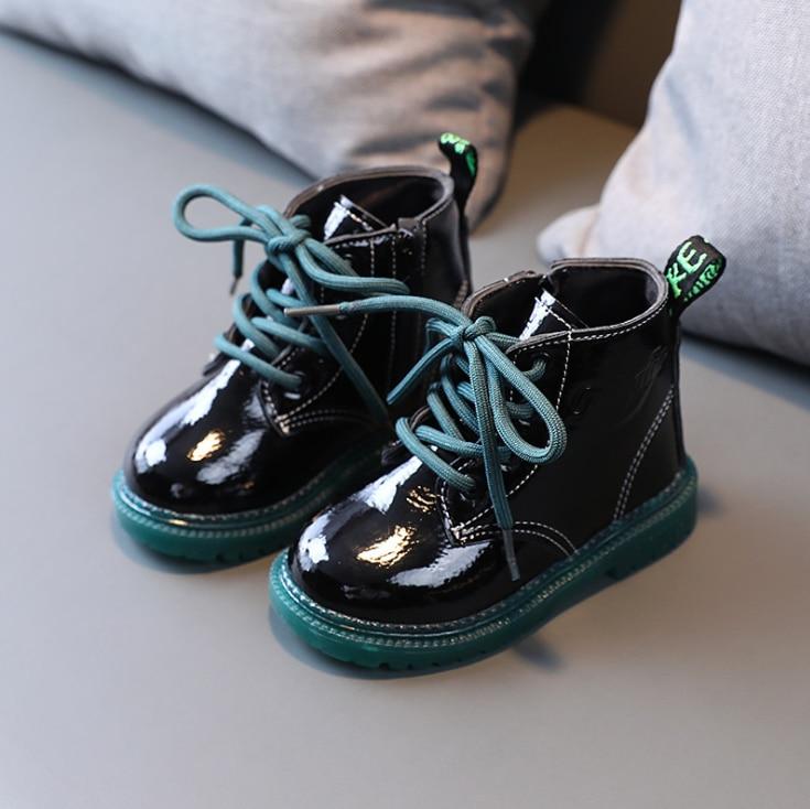 sapatos de inverno meninos antiderrapante sapatos meninas 02