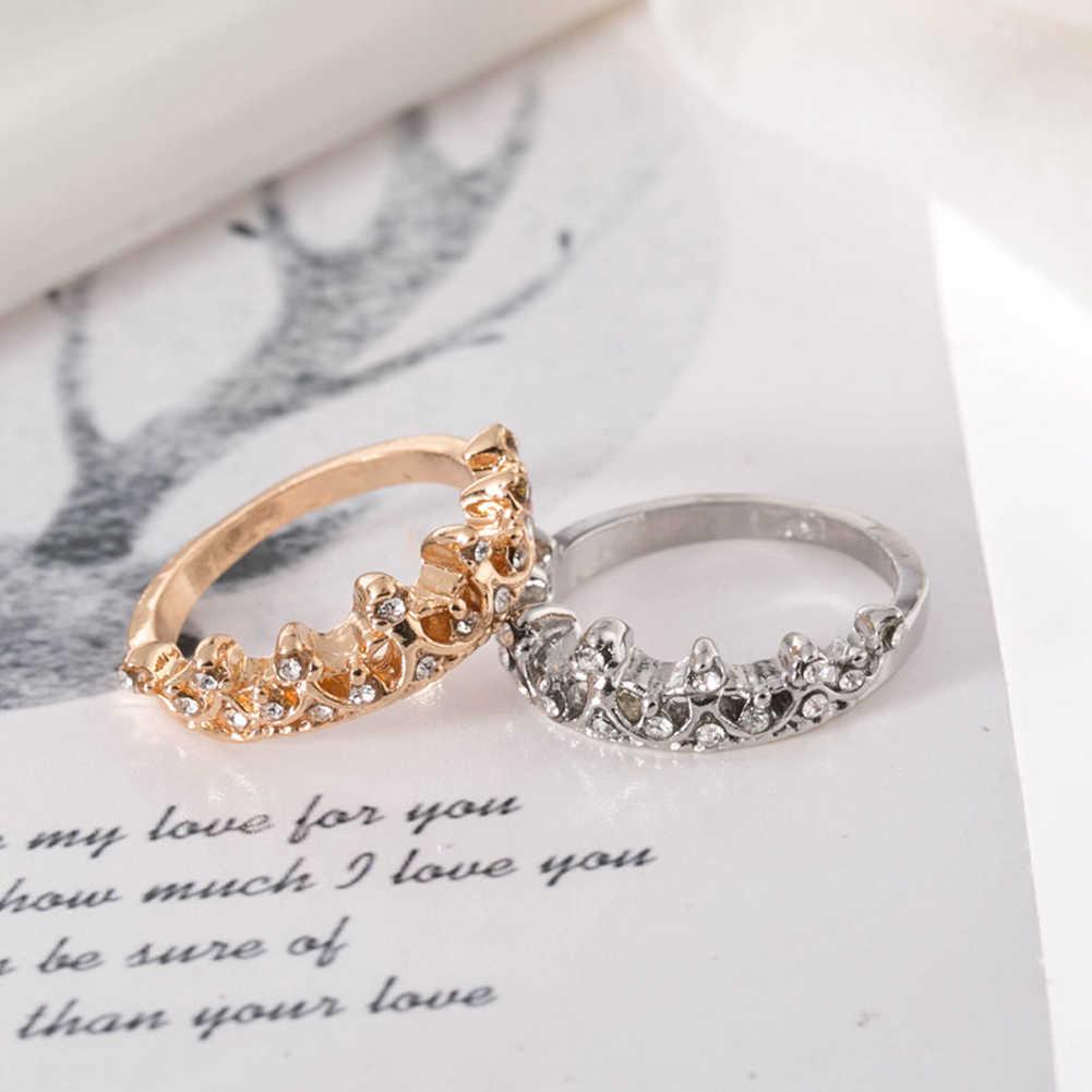 Moda vintage peridot ouro gem chapeado anel para mulher homem casamento dedo decoração jóias acessórios tamanho 6-10