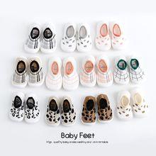 Babys Shoe Breathable Antiskid Baby Shoe