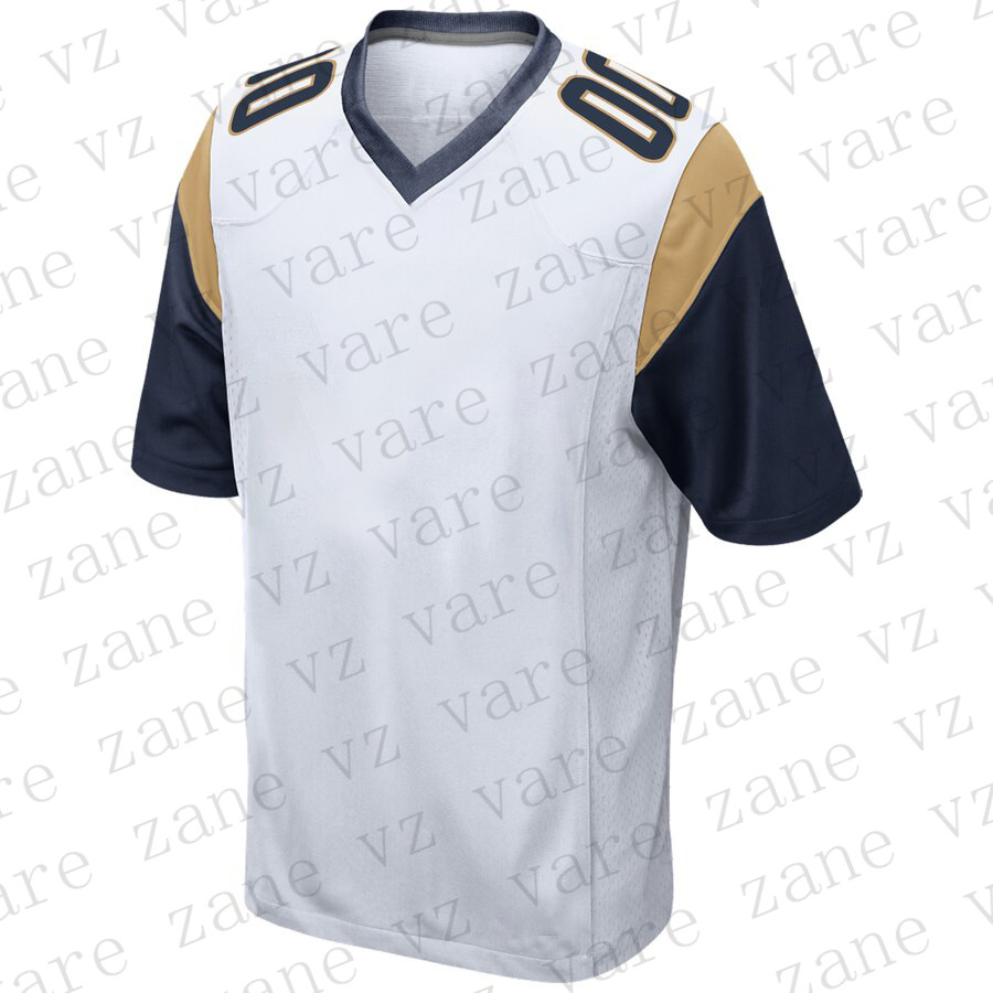 Customize Mens American Football Jerseys Aaron Donald Todd Gurley Jared Goff Cooper Kupp Clay Matthew Cheap Jersey