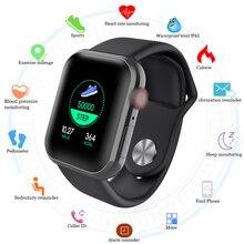 TEZER D20 Smart Watches Men Waterproof Sports Fitness Bracelet Tracker Heart Rate Monitor Blood Pressure Bluetooth SmartBand