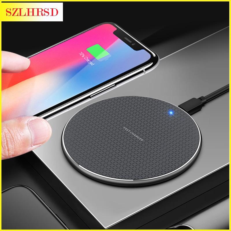 Fast Charger for Huawei P smart 2019 Y6 2019 nova 5 Pro nova 5i nova 3 Qi Wireless Charging Pad Power Case Phone Accessory