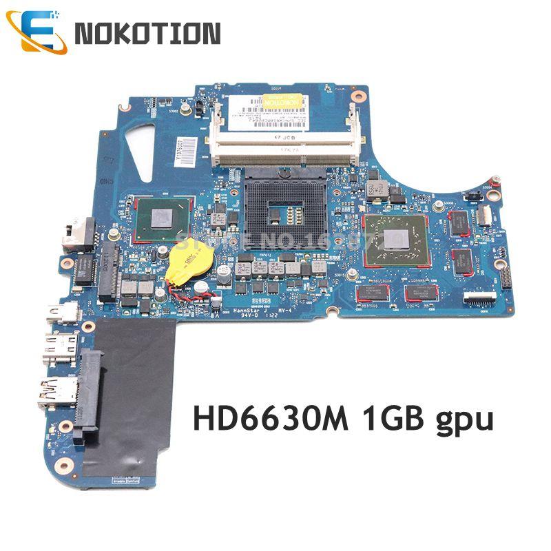 HP 744758-501 745197-501 VGU00 LA-9315P Laptop Motherboard